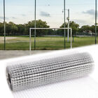25*25mm Hole Welded Wire Mesh Chicken Fence Cage Garden Galvanised Steel Fencing