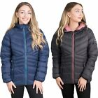 Trespass Julieta Womens Down Jacket Puffa Coat With Hood