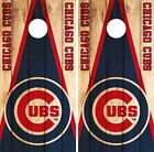 Chicago Cubs Cornhole Skin Wrap MLB Wood Decal Vinyl Board Logo DR580 on Ebay