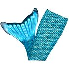 Kyпить Factory Seconds Kids Size Fin Fun Mermaid Tail Skins for Swimming No Monofin  на еВаy.соm