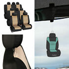3 Row 8 Seater SUV Van Seat Covers Full Set 5 Colors w/ Free Air Freshener $87.54 USD on eBay