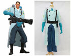 New! Team Fortress 2 Medic Blue Cosplay Costume