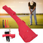 Club Bag Practicing Accessory Package with Handle Adjustable Shoulder Strap