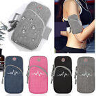 Sports Gym Running Jogging Armband Arm Band Bag Holder Case Cover For Cell Phone image
