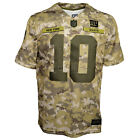 New Nike NFL New York Giants Salute to Service Limited Football Jersey Manning $73.8 USD on eBay
