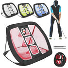 Outdoor Golf Practice Net Driving Hitting Chipping Range Cage Tent Training Aid
