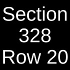 2 Tickets Hella Mega Tour: Green Day, Fall Out Boy, Weezer & The 8/19/20