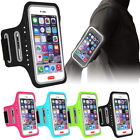 Sport Running Armband Jogging Gym Arm Band Cover Pouch For Cell Phone 4 Colors image