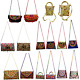 Wholesale 20pc Indian Ethnic Clutch Sling Hand bag Wedding Bridal Party Purse photo