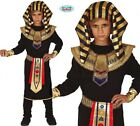 Childs Egyptian Pharaoh Fancy Dress Costume Boys Egypt Outfit fg