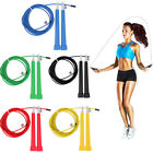 NEW 1PC Adjustable Skipping Rope Speed Jump Aerobic Fitness Exercise Training 3M image