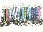 Official Licensed NFL Wristlet Lanyard Keychain All Teams 10319 $6.95 USD on eBay