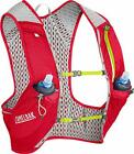 CamelBak Nano Quick Stow Flask Hydration Vest, 17oz Red/Yellow, 2 bottles image