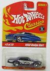 Hot Wheels Classics Series 1 ~ 1968 Dodge Dart #3 of 25 $3.95 USD on eBay