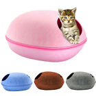 Pet Cat/Kitten Dog/Puppy Bed Sleep Cave House Egg-shell Kennel Washable
