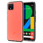 Google Pixel 4, Pixel 4 XL Case Spigen® [Liquid Crystal] Clear Slim Cover