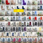 Stretch Spandex Chair Covers Removable Slipcovers Seat Cover Dining Case Decor