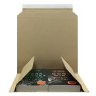 Book Wrap Postal Mailing Box PP3 Quality Large Mailer 280 x 205 x 70 Weight 80g