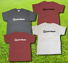 Taylormade Taylor made club golf Mens T Shirt Tee Custom Made USA. image