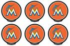 POWERDECAL PWR6502 Decal MLB (R) Series Miami Marlins Logo Backlit LED 6 PACK on Ebay