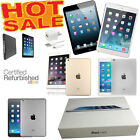 Bundle Apple iPad Mini 1/2/3/4   WiFi/AT T/Verizon/T-Mobile/Unlocked   Open Box