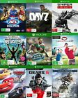 Xbox One Games - Choose Your Own Titles *free Next Day From Sydney*
