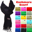 Kyпить Women Men Winter Plain Solid 100% Cashmere Wool Wrap Scarf Scotland Made Scarves на еВаy.соm