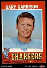 1971 Topps #172 Gary Garrison Chargers San Diego St 4 - VG/EX $1.3 USD on eBay
