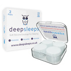 Ear Plugs For Sleeping by Deep Sleeps Soft Silicone Ear Plugs Sleep Travel