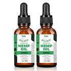 Hemp Oil 30,000mg | Discover The Benefits Of Hemp Seed Oil (2-pack)