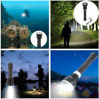 2000LM 18650 LED Diving Flashlight For Hiking Hunting Underwater Waterproof Lamp