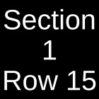 4 Tickets Brooklyn Nets @ Indiana Pacers 2/10/20 Indianapolis, IN on eBay