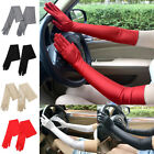 Women Driving Sunscreen UV Protection Party Prom Wedding Etiquette Long Gloves