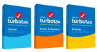 TURBO TAX 2019/2020 HOME & BUSINESS PREMIER DELUXE BUSINESS WINDOWS TURBOTAX