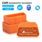 OBD2 WIFI Car Fault Code Reader ELM327 Diagnostic Scanner for IOS iPhone Android