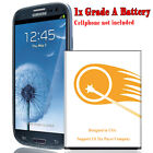 Upgraded 6070mAh Li-ion Replacement Battery For Samsung Galaxy S3 i9300 I747