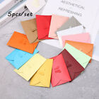 5Pcs Butterfly Buckle Kraft Paper Envelopes For Wedding Invitation Message Card