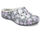 Crocs Womens Freesail Printed Lined Clog