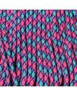 550 paracord Blue Solid & Multi Colors 100 Ft USA MADE same day shipping