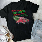 This is My Hallmark Watching Movie Gift For Men Women Kids T-Shirt