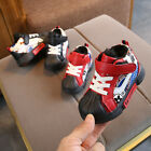 Kids Baby Girls Winter Snow Warm Graffiti Ankle Boots Baby Sneaker Casual Shoes