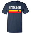 Houston Astros Throwback Shirt Old Astros Colors T-Shirt on Ebay