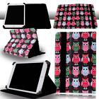 LEATHER STAND COVER CASE For Acer Iconia One 7 B1/ 8 B1/ 10 B3 Tablet + Stylus