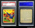 1935 National Chicle #7 Ken Strong  Giants PSA 4 - VG/EXFootball Cards - 215