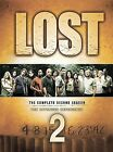 Lost - The Complete Second Season (DVD, 2006, 7-Disc Set)