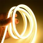 12V Flexible LED Strip Waterproof Sign Neon Lights Silicone Tube 1M 5M or 50M