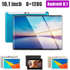 "10.1"" 4g-lte Tablet Pc Android 8.1 2.5d Screen 8 128gb Dual Sim Phablet Pc Uk"