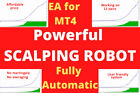 Forex Robot EA for MT4, HIGH Win Rate , Multi Pair Scalping Bot for MetaTrader 4