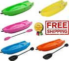 Lifetime Wave 6' Youth Kayak Paddle Included 132 lb Capacity Lifetime Wave - New