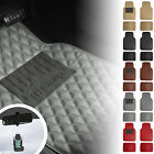 Universal Floor Mats for Cars Diamond Pattern 5 Colors w/ Free Air Freshener $27.54 USD on eBay